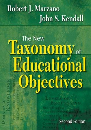 A New Taxonomy in Education (2/3)