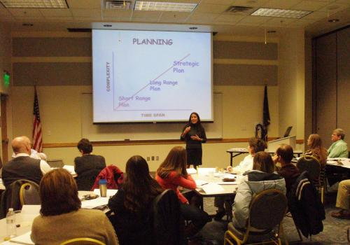 Kimberly Planning