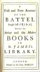 Jonathan Swift 1704